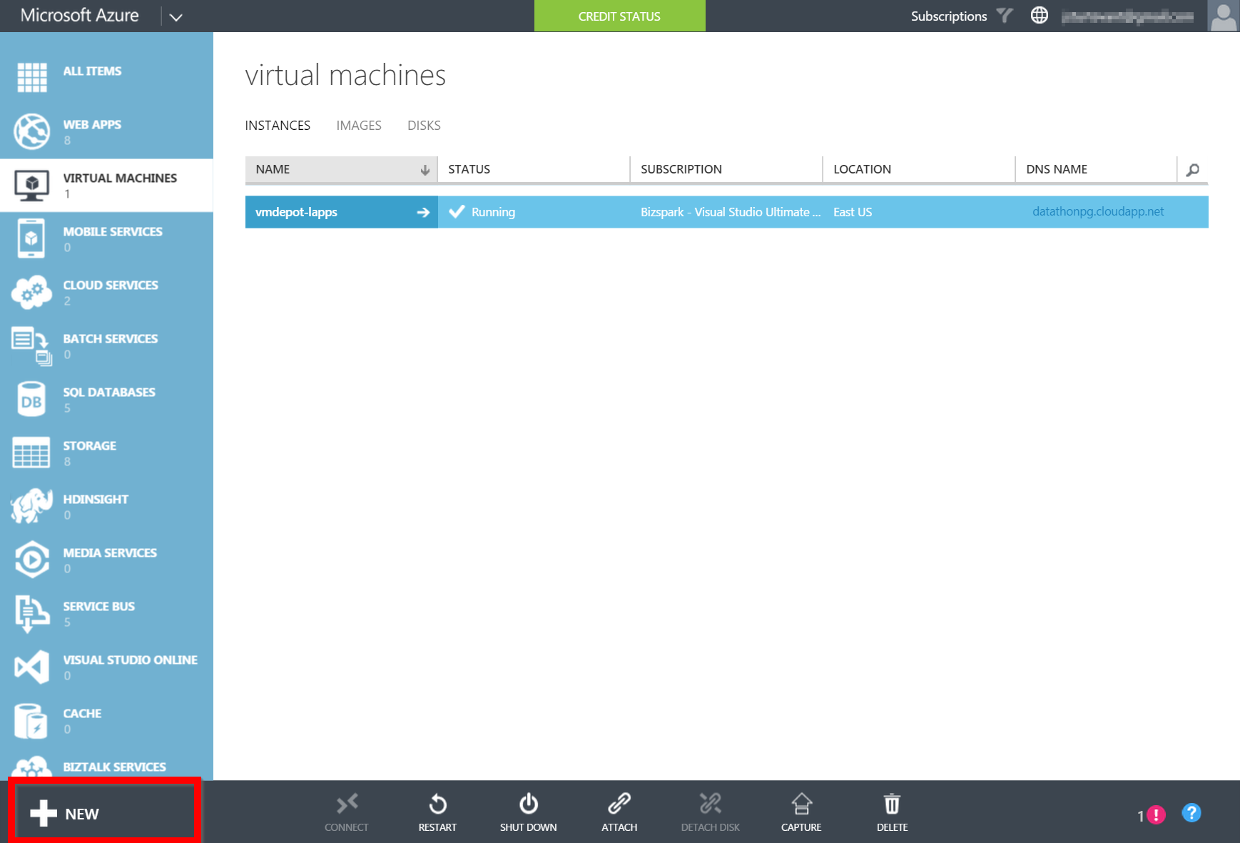 Setting up PostgreSQL in Azure VM · James Sturtevant